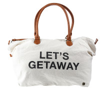 Bali Bliss Weekender - Tasche für Damen - Weiß