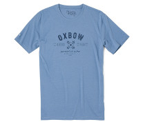 H2Tialk - T-Shirt für Herren - Blau