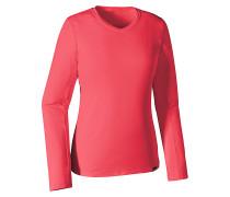 Cap Daily - Langarmshirt für Damen - Pink