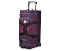 58L - Reisetasche für Damen - Mehrfarbig