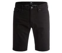 Worker Straight - Shorts für Herren - Schwarz