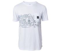 Beach Party Frieze VC - T-Shirt für Herren - Weiß