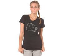 Columbia - T-Shirt für Damen - Schwarz