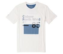H2Rasak - T-Shirt für Herren - Weiß