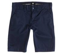 Worker Straight - Chino Shorts für Jungs - Blau