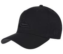 M & W - Snapback Cap für Herren - Schwarz