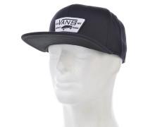 Full Patch - Snapback Cap für Herren - Schwarz