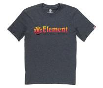 Horizontal Fill - T-Shirt - Grau