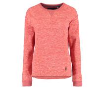 Oval - Sweatshirt für Damen - Rot