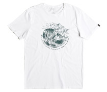 Engraved - T-Shirt für Herren - Weiß