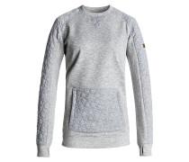 Resin Overhead - Sweatshirt - Grau