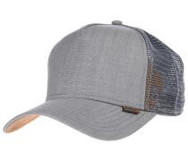 HFT Linen Trucker Cap - Grau