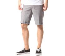 Golfer Chambray - Chino Shorts für Herren - Grau