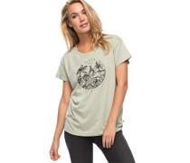 Alex Palm Tiger - T-Shirt - Grün
