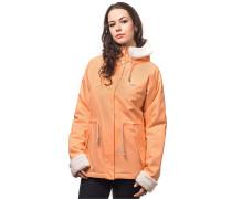 Monika - Mantel für Damen - Orange