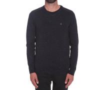 Uperstand V-Neck - Sweatshirt für Herren - Schwarz