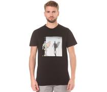 Reflection-LB - T-Shirt für Herren - Schwarz