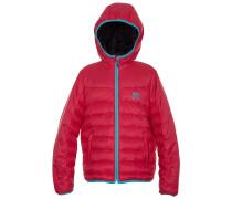 Allday Puffer Snowboardjacke - Rot