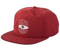 Seaboard Snapback Cap - Rot