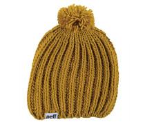 Curse - Mütze für Damen - Gelb