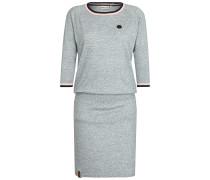 Alle Wollen Bumsen - Kleid für Damen - Grau