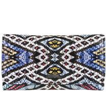 My Long Eyes - Geldbeutel für Damen - Blau