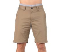 Chino - Chino Shorts für Herren - Beige