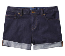 Denim - Shorts für Damen - Blau