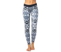 G-Bomb Long Pant - Strandbekleidung für Damen - Schwarz