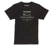 Follow - T-Shirt für Jungs - Schwarz