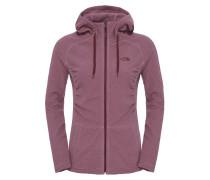Mezzaluna - Kapuzenjacke für Damen - Pink
