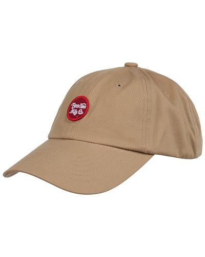 Wheeler Strapback Cap - Braun