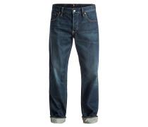 Washed Roomy - Jeans für Herren - Grau