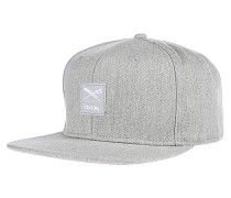 Exclusive FlagSnapback Cap Grau