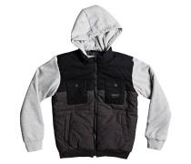 Orkney Block - Jacke für Jungs - Schwarz