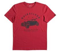 SHD Scalate Hot Log - T-Shirt für Herren - Rot