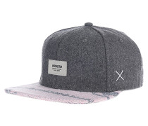 PineSnapback Cap Grau