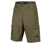 Foundation - Cargo Shorts für Herren - Grün