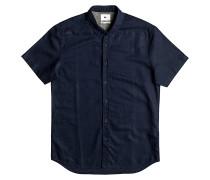 The Linen - Hemd für Herren - Blau