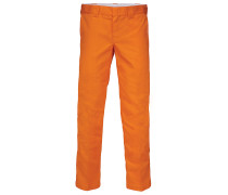 Straight Work - Stoffhose - Orange