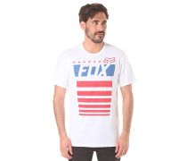 Red White And True - T-Shirt für Herren - Weiß