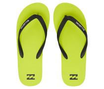 Tides Solid - Sandalen für Herren - Gelb