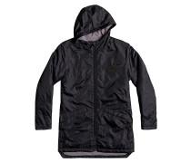 Perka - Jacke für Jungs - Schwarz