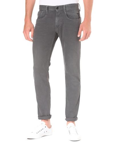 replay herren replay anbass jeans f r herren grau reduziert. Black Bedroom Furniture Sets. Home Design Ideas