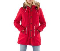 Warm Daze - Funktionsjacke für Damen - Rot