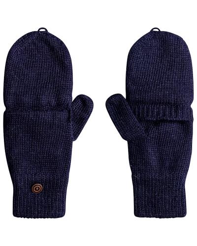 Tb Knit Mitten - Handschuhe für Damen - Blau