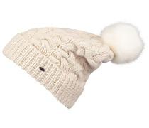 Nora Wool Alpaca Mix - Mütze für Damen - Weiß