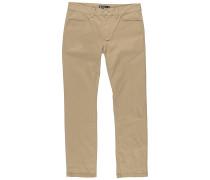 Sawyer - Stoffhose für Herren - Beige