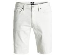 Colour - Shorts für Herren - Weiß