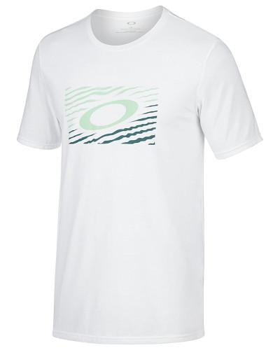 50/50 SQ Vibes - T-Shirt für Herren - Weiß